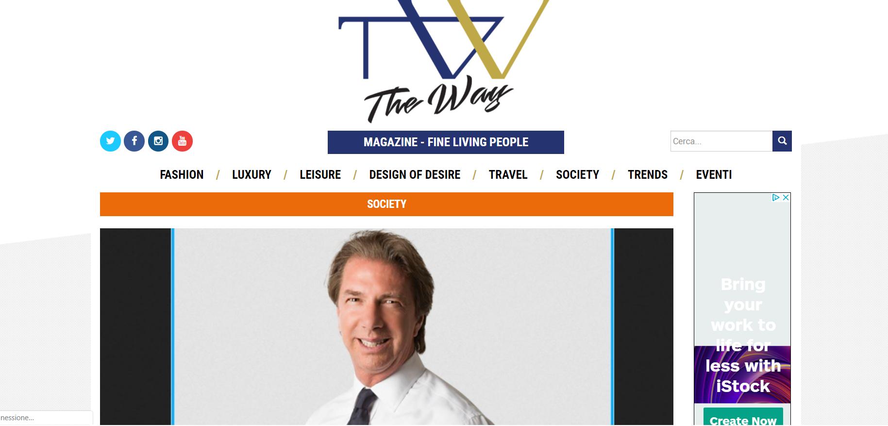 La formazione è la migliore innovazione – Intervista The Way Magazine