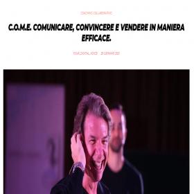 C.O.M.E comunicare, convincere e vendere – Assodigitale.it